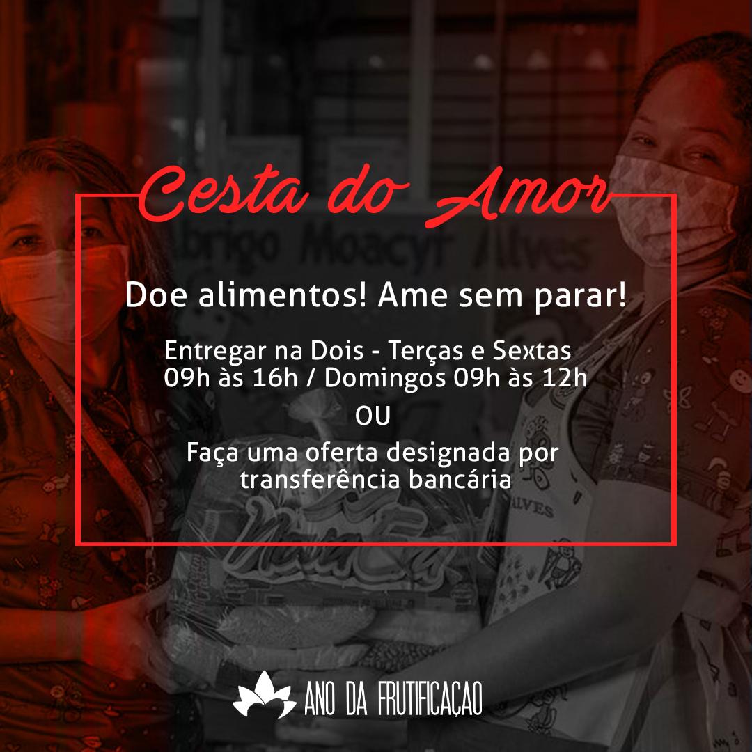 CESTA DO AMOR
